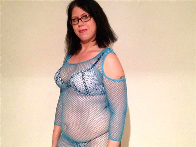 Erregende Mutter Sarah möchte Sex