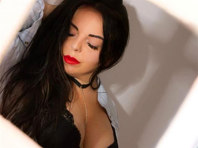 Unkomplizierte Freundin Luise ist scharf auf Sex