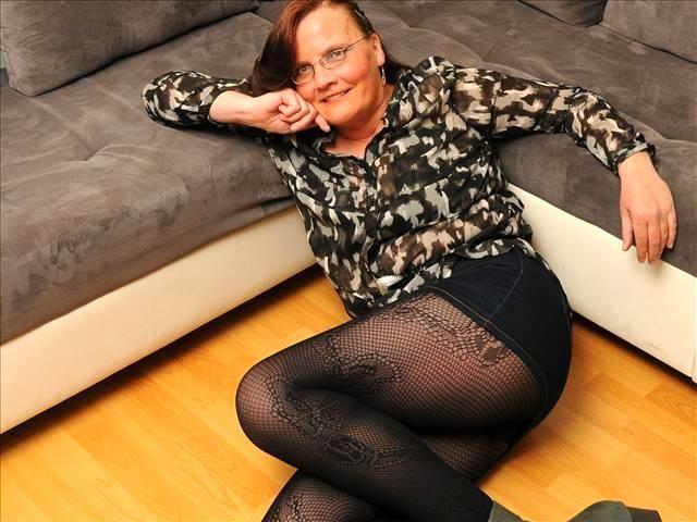 Unterhaltsame Singlefrau Katharina möchte einen Partner