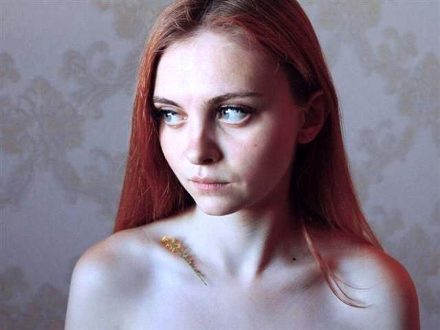 Normale Liebhaberin Karolina braucht scharfen Sex